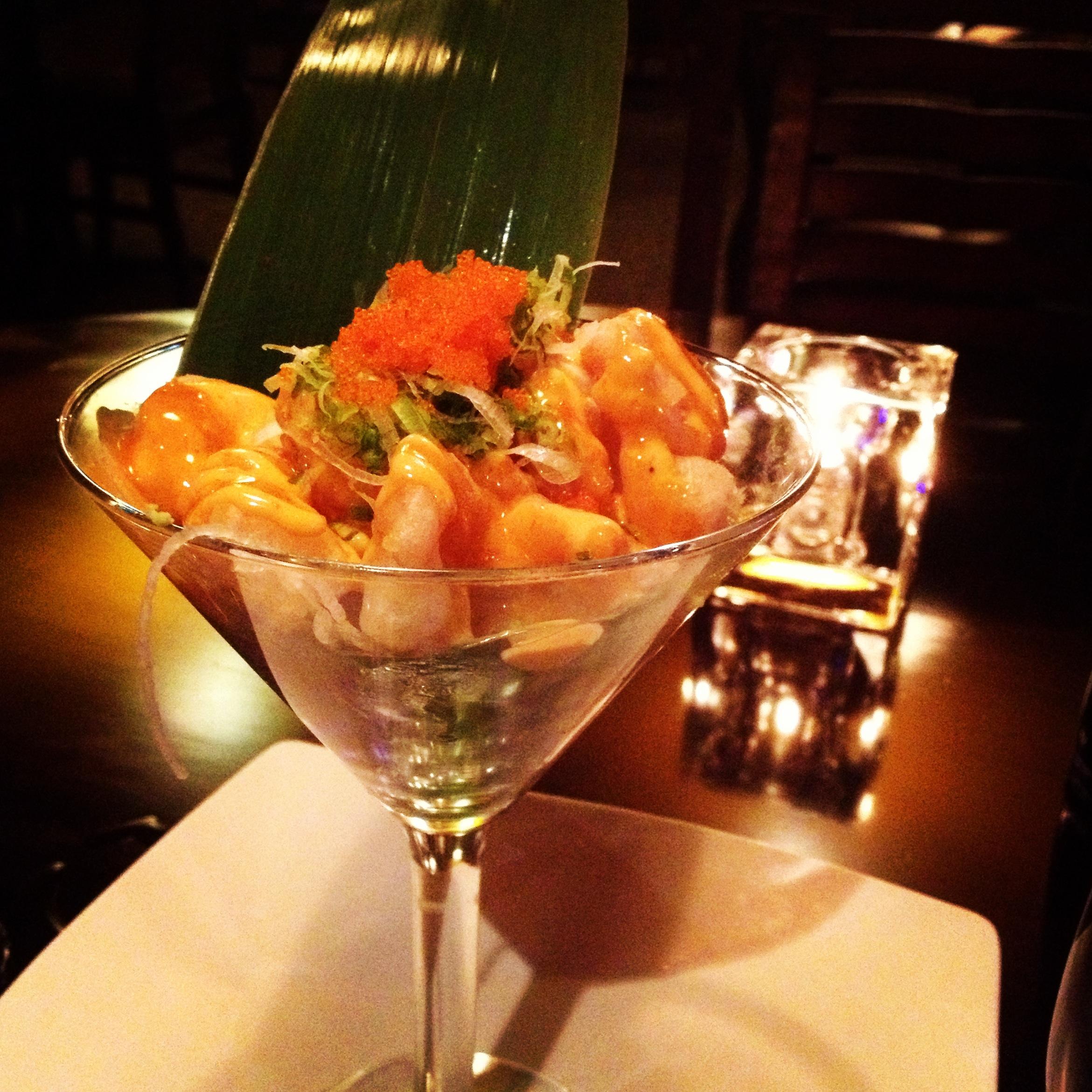 Izumi Rock Shrimp