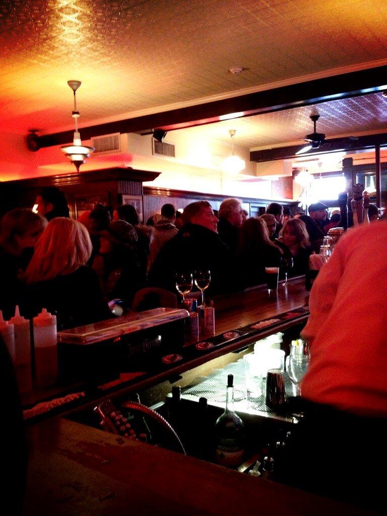 Sperry's Bar