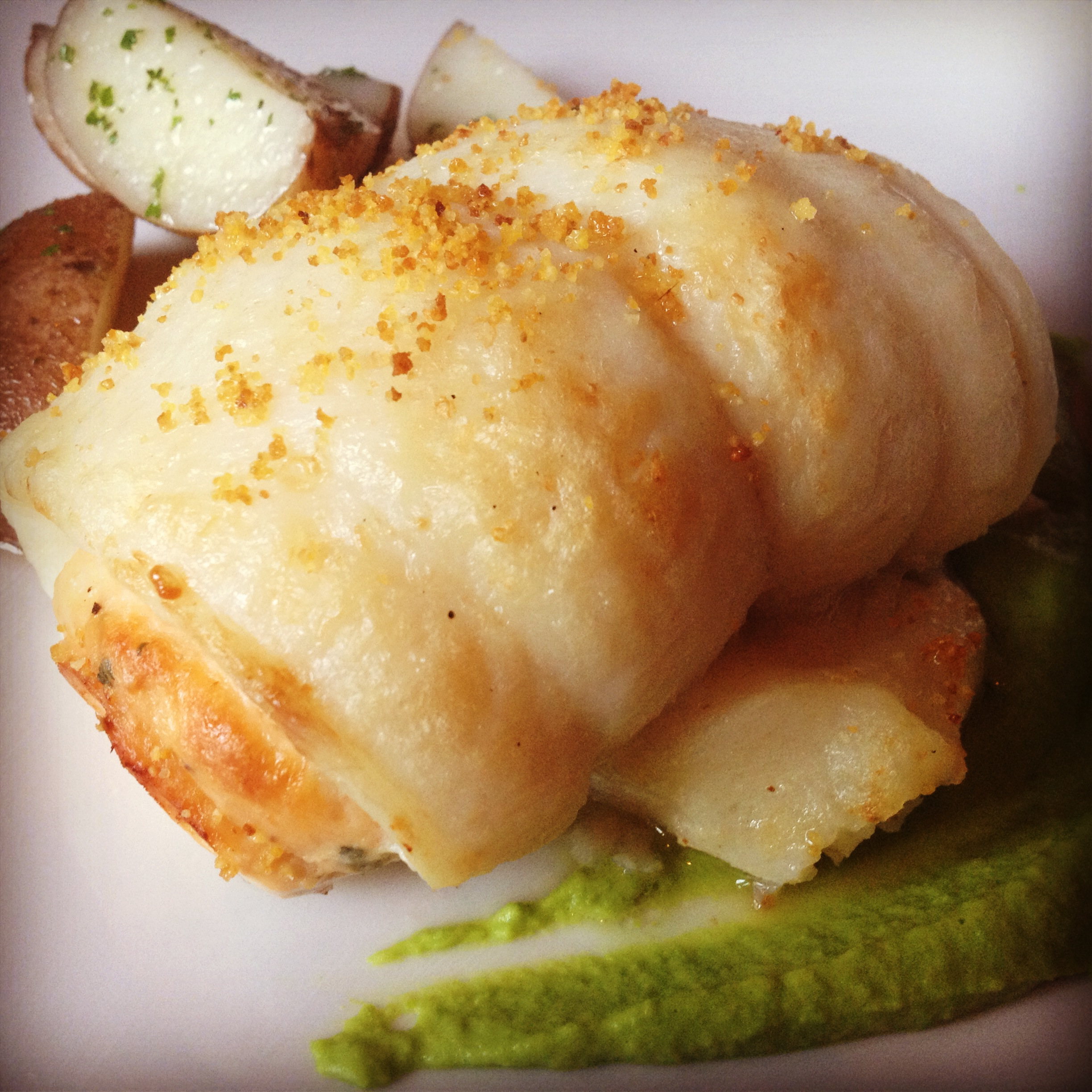 Sole Roulade