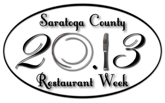 Saratoga County Restaurant Week
